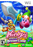Kirby's Return to Dream Land (Nintendo Wii)